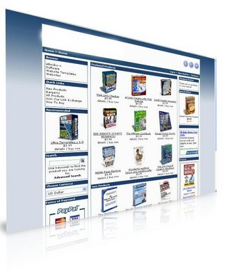 Product picture Turnkey Ebook Store